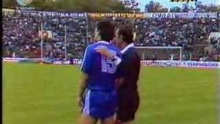 CSKA - Levski 5:0 / 01.10.1989