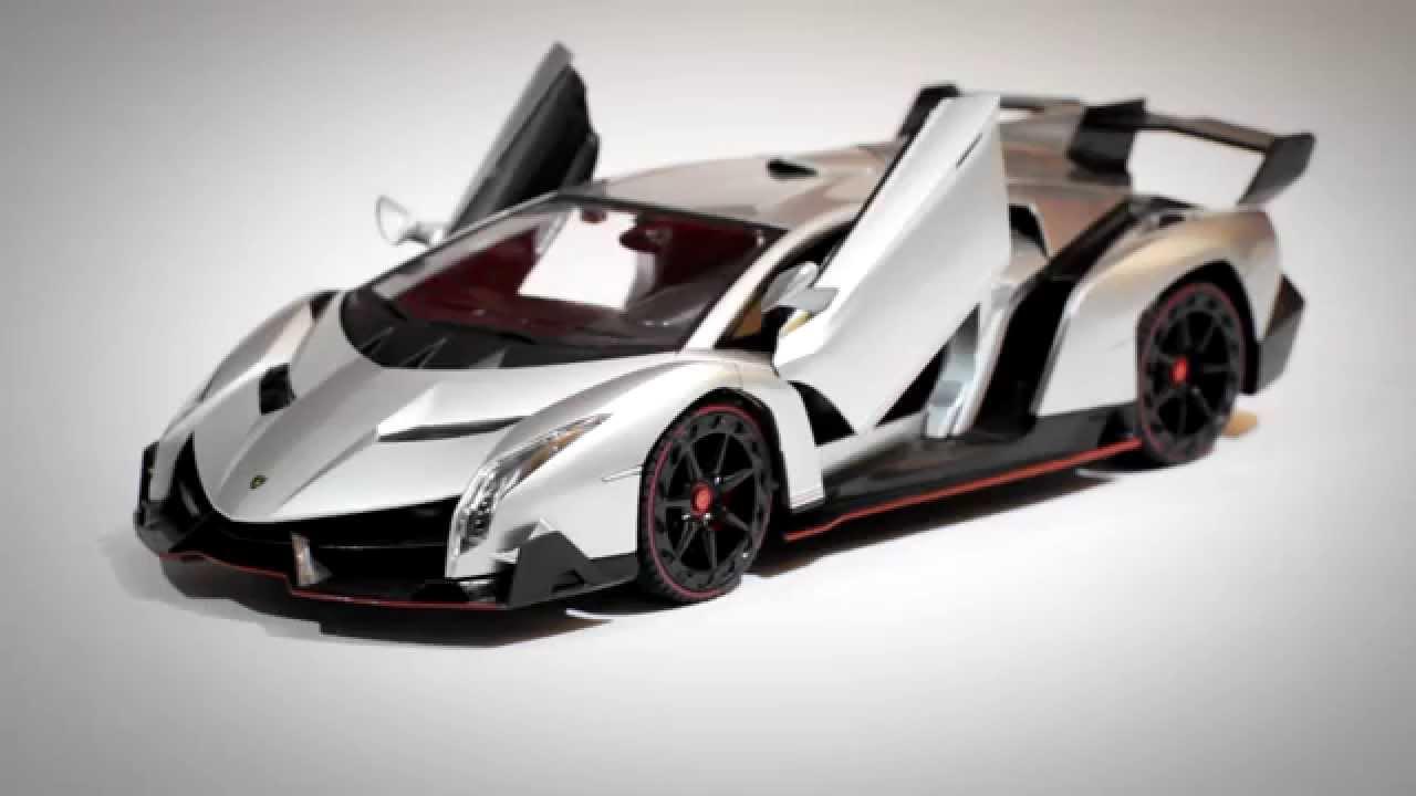 Mz 1 14 Lamborghini Veneno R C Models Joystick 2 Opening Doors