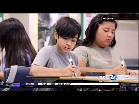 Education Matters - United Way, Fresno State, and Madera Unified