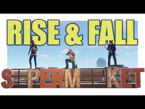 Rise, Fall & Rise again (Part 1) | Vanilla Rust thumbnail
