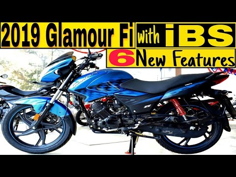 2019 HERO GLAMOUR Fi iBS|First Ride Review|Offer|Price|Mileage|MotoMad