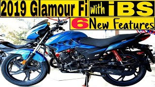 2019 HERO GLAMOUR Fi iBS First Ride Review Offer Price Mileage MotoMad