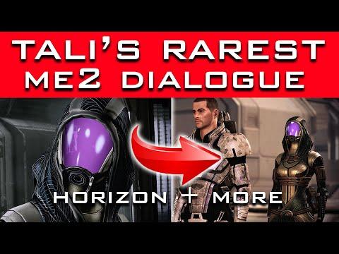 Tali's RAREST HIDDEN DIALOGUE in Mass Effect 2 Legendary Edition (Horizon, Recruiting Garrus, Etc)  