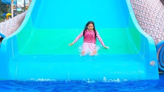 !! Shafa play water park playground pool 워터 파크 놀이터 수영장