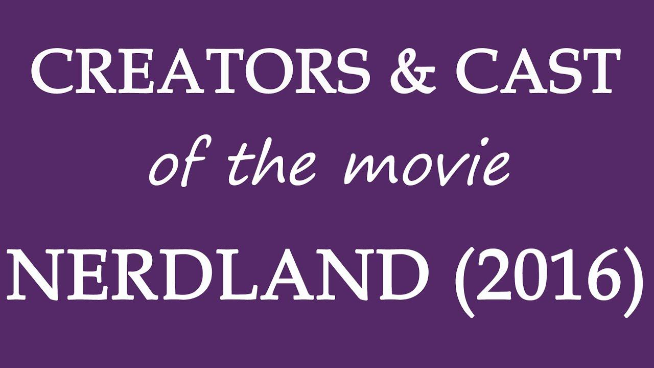 Download Nerdland (2016) Movie Cast and Creator Info