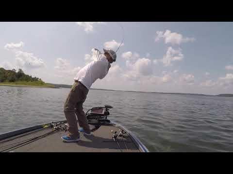 Truman Lake Bass Fishing