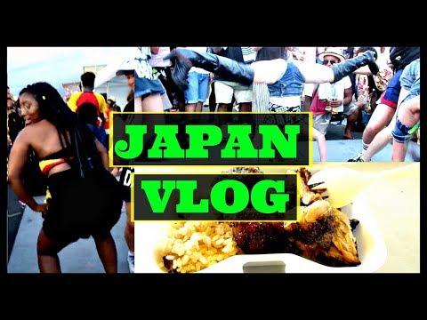 Japan Vlog 2017 | ONE LOVE JAMAICA FESTIVAL TOKYO |
