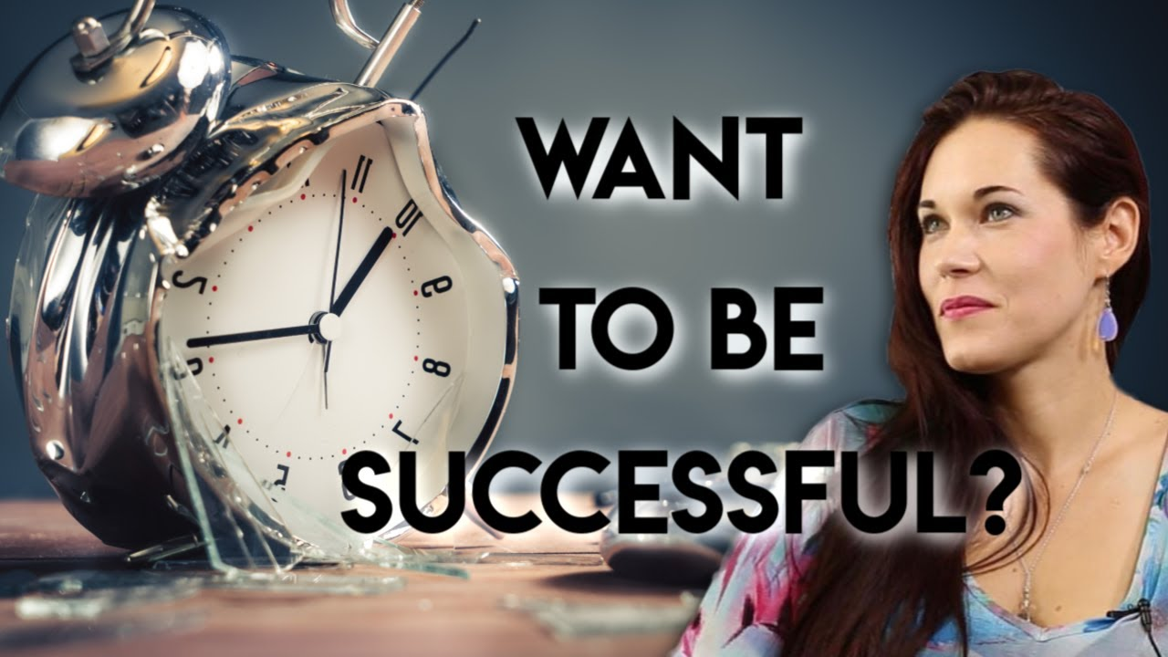 Do You Want Success? Don't Value Your Time