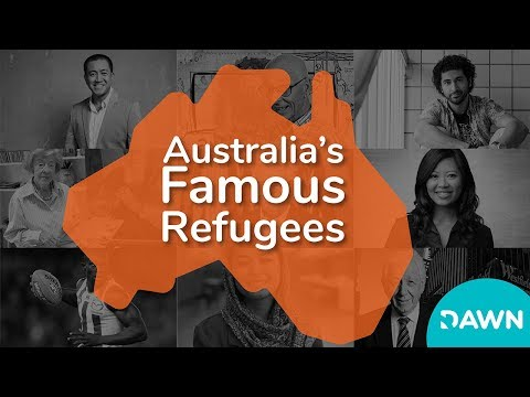 Australia's Famous Refugees