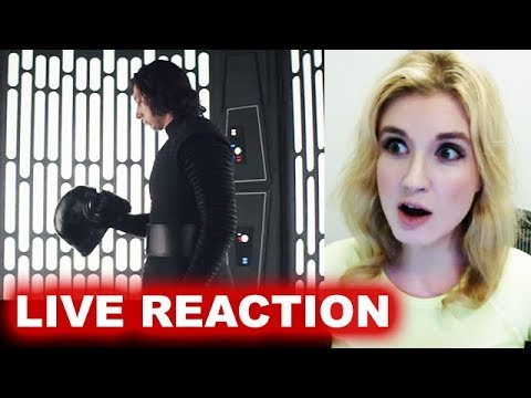 Thumbnail: Star Wars The Last Jedi Trailer REACTION
