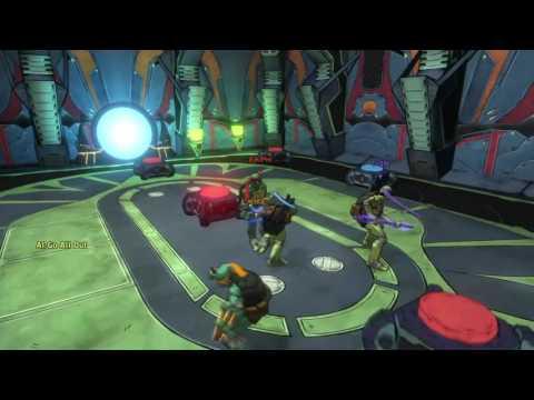 Teenage Mutant Ninja Turtles™: Mutants in Manhattan TCRI secret