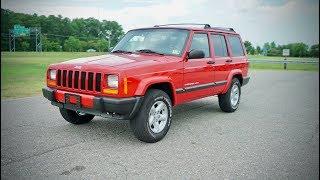 Davis AutoSports Jeep Cherokee XJ For Sale / ALL ORIGINAL !!!!