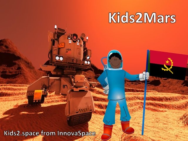 ENG Kids2Mars | Angola - Can we take the plant Welwitschia Mirabilis to Mars?