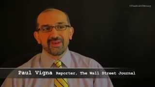 Exclusive Interview with Paul Vigna (Wall Street Journal) about Bitcoin, Banks, Wallstreet (Pt1)