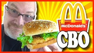 "Mcdonald's ♥ Cbo ♥ Chicken Bacon Onion ""the Real Review!!!"""