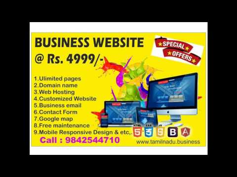 Top Web Design Company in Coimbatore - Best Website Design Company in Coimbatore