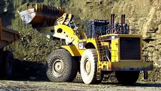 Caterpillar 994F Loading Unit Rig MT-4400