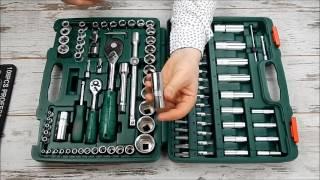 ???? Обзор! Набор инструментов Hans TK-108 (108 предметов)