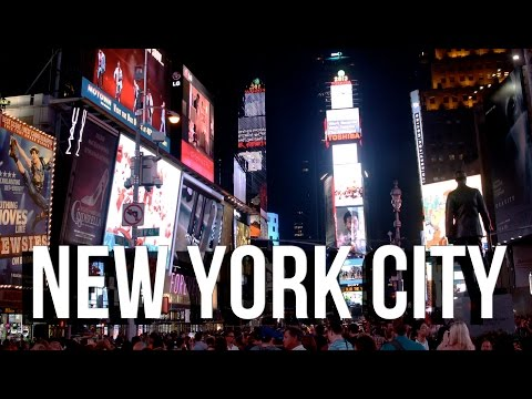 New York City travel guide video (Visit United States/Americ