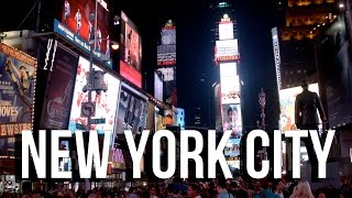New York City (United States/America) tourism; travel video guide attractions (USA)