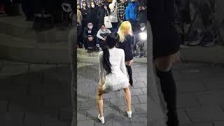 댄스팀 클락 Dance team CLOCK - (달샤벳)Dalshabet -JOKER (조커)