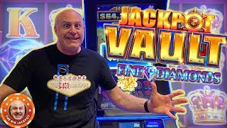 💥MY BIGGEST JACKPOT VAULT HIT EVER! 💥MA$$IVE NEVER BEFORE SEEN JACKPOT! 🎰