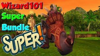 Wizard101   Super Bundle
