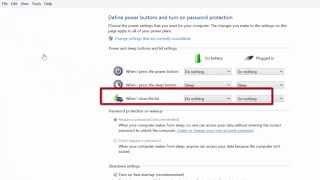 How to make your Laptop Shutdown/Hibernate/Sleep when you close the lid