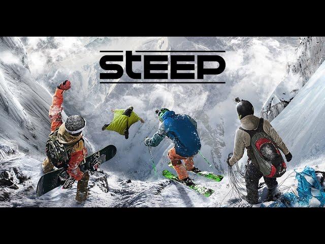 בואו נשחק - Steep