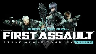 Ghost in the Shell Stand Alone Complex First Assault Online #1