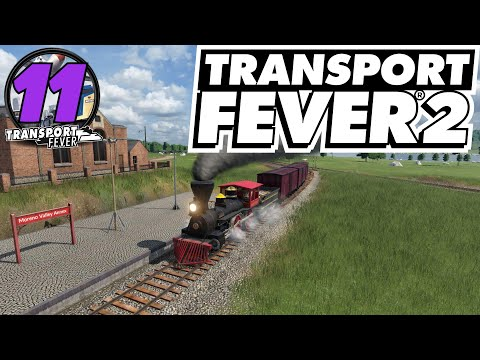 Fixing My Failed Experiment! | Transport Fever 2 - #11 |
