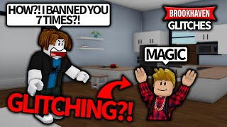 HOW TO GLITCH INTO HOUSES | Roblox Brookhaven 🏡RP Funny Moments