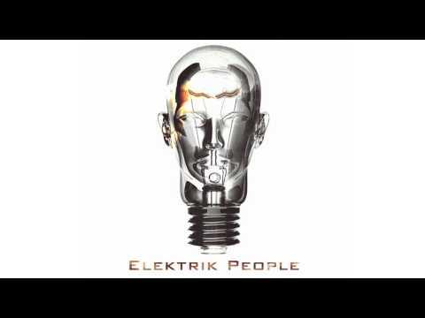 Elektrik People - Painted Gold