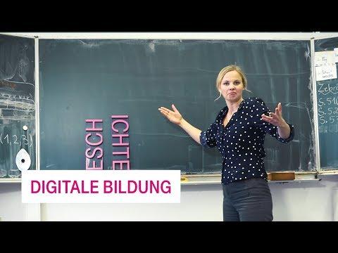 Social Media Post: Digitale Bildung - Netzgeschichten