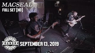 Macseal - Full Set HD - Live at The Foundry Concert Club
