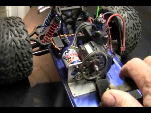 How2rc Traxxas T Maxx Revo Conversion To Brushless