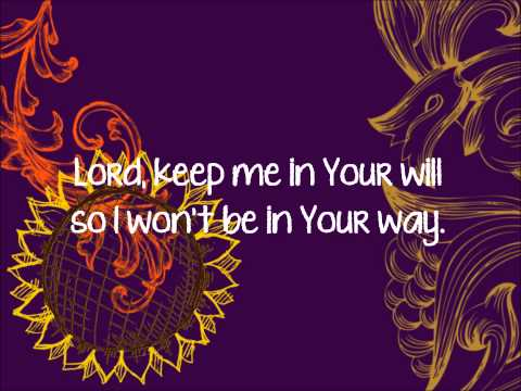 Keep Me In Your Will - Jessica King