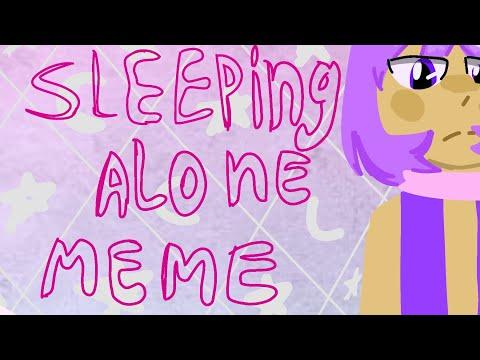 Sleeping alone meme/Brawl stars /Ft. Sandy/