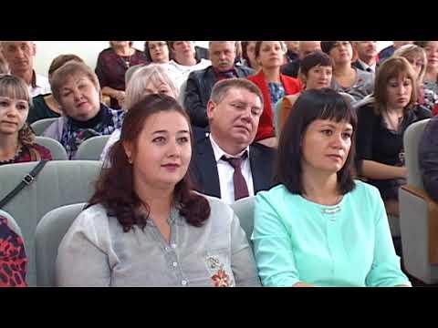 День учителя 2017 Новоаннинский район