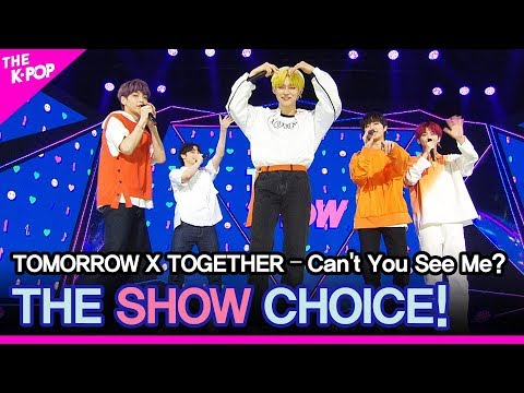 TOMORROW X TOGETHER THE SHOW CHOICE THE SHOW 26