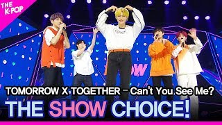TOMORROW X TOGETHER, THE SHOW CHOICE! [THE SHOW 200526]