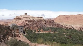 Road Trip to KASBAH AIT BEN HADDOU from Marrakech, Morocco