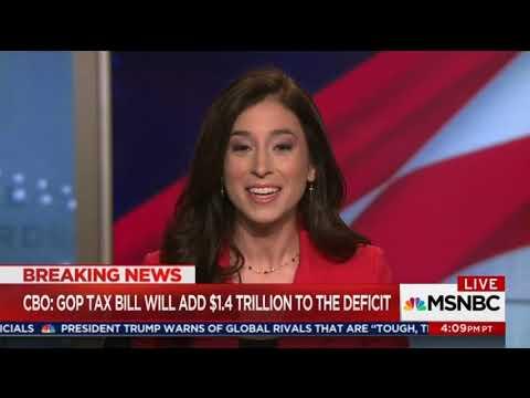 Sen. Michael Bennet Talks GOP Tax Bill on Hardball with Chris Matthews