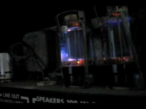 Power Tubes Shorting - Amp Meltdown!
