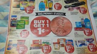 Rite Aid 3/5/17 preview couponing