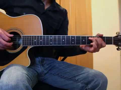 Tennessee Whiskey Chris Stapleton Guitar Lesson Youtube