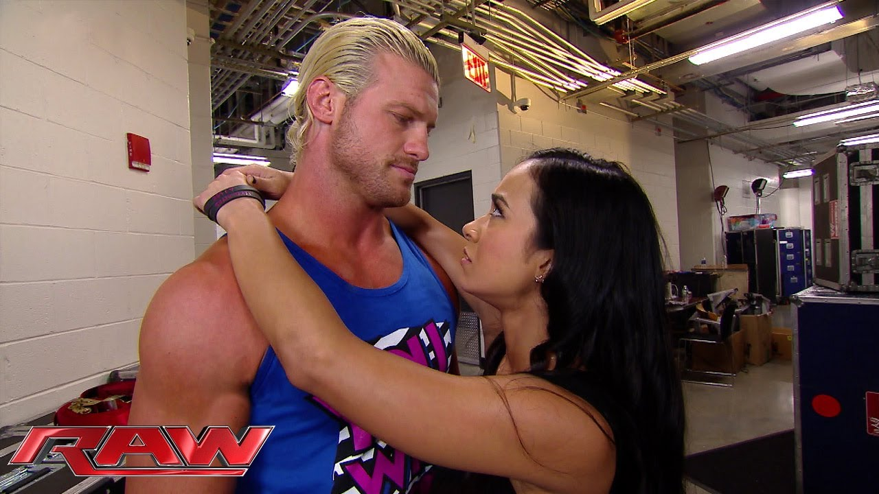 Dolph Ziggler-Past Affairs And Relationship
