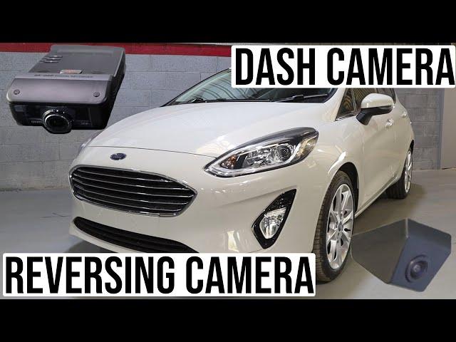 2021 Ford Fiesta | Integrated Reverse Camera & Thinkware U1000 Dash Camera With Parking Mode!