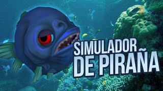 SIMULADOR DE PIRAÑA | Feed and Grow: Fish