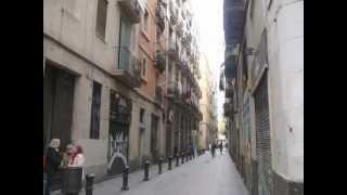 バルセロナ旅行 2012